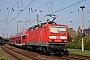 """LEW 20962 - DB Regio """"143 654-2"""" 14.04.2009 - Coswig (bei Dresden)Jens Böhmer"""