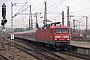 """LEW 20963 - DB Regio """"143 655-9"""" 20.11.2007 - Stuttgart, HauptbahnhofRobert Steckenreiter"""