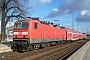 """LEW 20965 - DB Regio """"143 657-5"""" 08.02.2011 - CottbusMartin Neumann"""