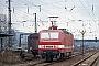 """LEW 20966 - DR """"243 658-2"""" 22.03.1991 - Naumburg (Saale)Ingmar Weidig"""