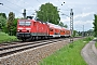 """LEW 20966 - DB Regio """"143 658-3"""" 18.05.2013 - Glauchau-SchönbörnchenFelix Bochmann"""