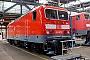 """LEW 20971 - DB Regio """"143 972"""" 12.09.2009 - Dessau, AusbesserungswerkAndreas Görs"""
