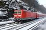 """LEW 20972 - DB Regio """"143 973"""" 04.12.2010 - Schmilka-HirschmühleKlaus Hentschel"""