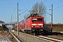 """LEW 21299 - DB Regio """"114 006-0"""" 28.01.2011 - Schönwalde, AbzweigstelleAndreas Görs"""
