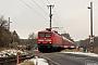 """LEW 21299 - DB Regio """"114 006-0"""" 14.02.2012 - NeubrandenburgAndreas Görs"""