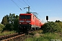 "LEW 21300 - DB Regio ""114 007-8"" 14.05.2009 - StralsundPaul Tabbert"