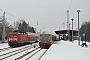 """LEW 21300 - DB Regio """"114 007-8"""" 07.02.2010 - Berlin, HirschgartenSebastian Schrader"""