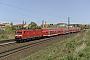 """LEW 21300 - DB Regio """"114 007-8"""" 10.04.2011 - Berlin-PankowSebastian Schrader"""