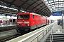 """LEW 21300 - DB Regio """"114 007"""" 18.05.2012 - Halle (Saale)Stefan Thies"""