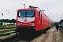 """LEW 21301 - DB Regio """"114 008-6"""" 21.09.2000 - Lutherstadt-WittenbergWolfram Wätzold"""