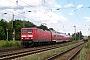 """LEW 21301 - DB Regio """"114 008-6"""" 07.07.2009 - BernauFabian Halsig"""