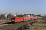 """LEW 21301 - DB Regio """"114 008"""" 22.02.2011 - Berlin-PankowSebastian Schrader"""