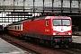 """LEW 21301 - DB """"112 008-8"""" 27.02.1993 - Bremen, HauptbahnhofHenk Hartsuiker"""