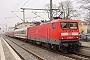 """LEW 21302 - DB Regio """"114 009-4"""" 27.11.2003 - Neustadt (Dosse)Torsten Schulz"""