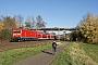 """LEW 21302 - DB Regio """"114 009"""" 18.11.2020 - Gelnhausen-HaitzAlex Huber"""