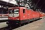 "LEW 21303 - DB Regio ""114 010-2"" 18.04.2000 - Leipzig, HauptbahnhofOliver Wadewitz"
