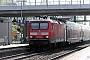"""LEW 21303 - DB Regio """"114 010"""" 20.04.2018 - Mainz-BischofsheimRalf Lauer"""