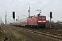 """LEW 21304 - DB Regio """"114 011-0"""" 01.03.2009 - StralsundAndreas Görs"""