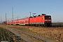 "LEW 21304 - DB Regio ""114 011-0"" 01.02.2012 - Klein BünzowAndreas Görs"