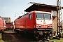 """LEW 21305 - DB Regio """"114 012-8"""" 08.04.2000 - Cottbus, BetriebswerkOliver Wadewitz"""