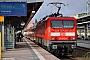 """LEW 21305 - DB Regio """"114 012-8"""" 05.11.2010 - StralsundAndreas Görs"""