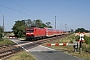 "LEW 21305 - DB Regio ""114 012"" 29.06.2019 - GüterglückAlex Huber"