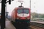 """LEW 21306 - DR """"112 013-8"""" 22.10.1993 - Erfurt, HauptbahnhofWolfram Wätzold"""