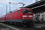 """LEW 21306 - DB Regio """"114 013-6"""" 14.03.2002 - Bad KleinenDieter Römhild"""