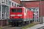 """LEW 21306 - DB Regio """"114 013"""" 18.01.2015 - Frankfurt (Main), BetriebswerkRobert Steckenreiter"""