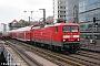 "LEW 21307 - DB Regio ""114 014-4"" 26.09.2002 - Berlin-AlexanderplatzDieter Römhild"