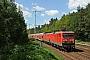 """LEW 21307 - DB Regio """"114 014-4"""" 04.06.2010 - WilhelmshagenSebastian Schrader"""