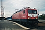 """LEW 21308 - DB AG""""112 015-3"""" 30.09.1996 - WeimarDieter Römhild"""
