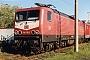 """LEW 21308 - DB Regio """"114 015-1"""" 21.10.2000 - Cottbus, BetriebswerkOliver Wadewitz"""
