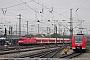 "LEW 21308 - DB Regio ""114 015"" 21.10.2016 - Würzburg, HauptbahnhofDieter Römhild"