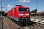 """LEW 21308 - DB Regio """"114 015-1"""" 16.07.2012 - Burg (bei Magdeburg)Rolf Kötteritzsch"""