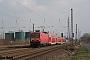 """LEW 21308 - DB Regio """"114 015"""" 08.03.2016 - Zerbst (Anhalt)-GüterglückAlex Huber"""