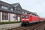 "LEW 21309 - DB Regio ""114 016-9"" 14.08.2008 - Potsdam, Park SanssouciIngo Wlodasch"