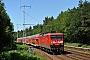 """LEW 21309 - DB Regio """"114 016-9"""" 17.06.2010 - WilhelmshagenSebastian Schrader"""