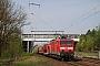 """LEW 21310 - DB Regio """"114 017-7"""" 22.04.2009 - Berlin-WuhlheideSebastian Schrader"""