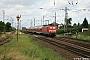 """LEW 21310 - DB Regio """"114 017-7"""" 04.09.2009 - Stralsund, Abzweig SRGPaul Tabbert"""