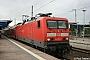 "LEW 21310 - DB Regio ""114 017-7"" 28.09.2009 - StralsundPaul Tabbert"