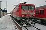 """LEW 21310 - DB Regio """"114 017"""" 12.02.2010 - CottbusMartin Neumann"""