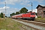 """LEW 21310 - DB Regio """"114 017"""" 01.09.2012 - MiltzowAndreas Görs"""