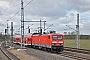 """LEW 21310 - DB Regio """"114 017"""" 02.03.2015 - BiederitzFelix Bochmann"""