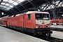"LEW 21311 - DB Regio ""114 018-5"" 09.05.2000 - Leipzig, HauptbahnhofOliver Wadewitz"