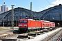 "LEW 21311 - DB Regio ""114 018"" 17.06.2012 - Leipzig, HauptbahnhofOliver Wadewitz"