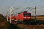 "LEW 21311 - DB Regio ""114 018-5"" 10.04.2009 - PlaazPeter Wegner"