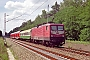 "LEW 21311 - DB Regio ""114 018-5"" 06.08.2000 - BerkenbrückHeiko Müller"