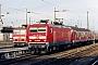 "LEW 21312 - DB Regio ""114 019-3"" 04.02.2003 - Leipzig, HauptbahnhofOliver Wadewitz"