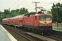 """LEW 21312 - DB Regio """"114 019-3"""" 10.06.2001 - Berlin, Zoologischer GartenMarvin Fries"""